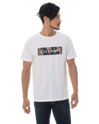 【SALE】BILLABONG メンズ  UNITED LOGO Tシャツ