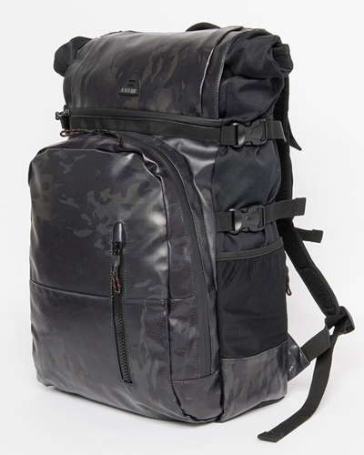 BILLABONG メンズ 【SHANE DORIAN COLLECTION】 LOWERS MULTICAM バッグ 40L