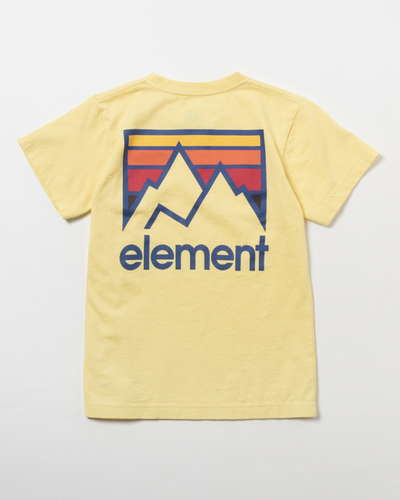 【SALE】ELEMENT キッズ JOINT SS BOY Tシャツ(130〜160)