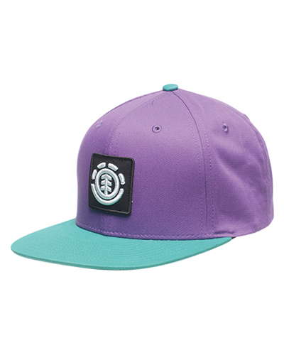 ELEMENT キッズ  UNITED CAP A BOY キャップ