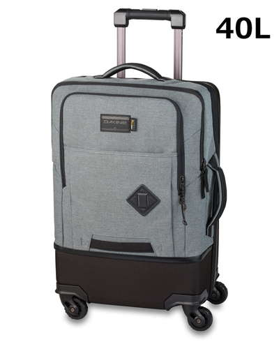 【SALE】【送料無料】DAKINE TERMINAL SPINNER 40L キャリーバッグ R2R