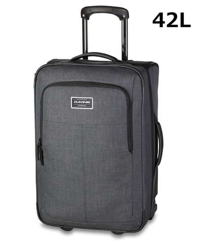 【SALE】【送料無料】DAKINE CARRY ON ROLLER 42L キャリーバッグ CAR