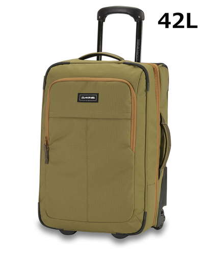 【SALE】【送料無料】DAKINE CARRY ON ROLLER 42L キャリーバッグ PTP