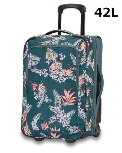 【SALE】【送料無料】DAKINE CARRY ON ROLLER 42L キャリーバッグ WMA