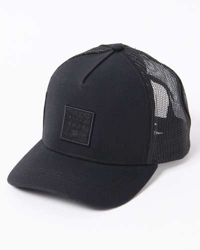 【OUTLET】【直営店限定】BILLABONG キッズ STACKED TRUCKER メッシュキャップ【2020年春夏モデル】